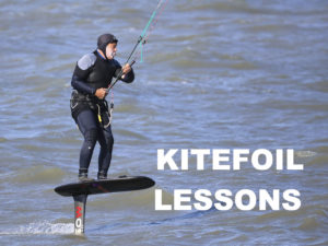 Kitefoil Lessons Available!